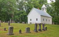 Cades Cove: Primitive Baptist Church