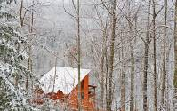 Dreaming of a White Smoky Mountain Christmas