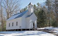 Cades Cove: Missionary Baptist Church