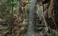 Smoky Mountains History: Rainbow Falls