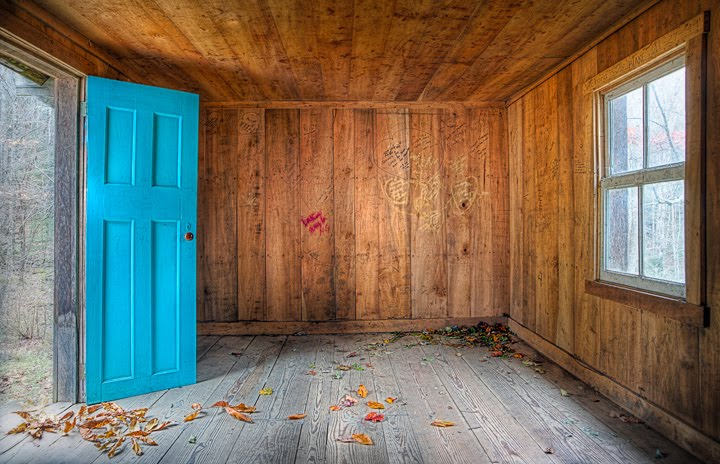 Cabin Interior Paint Colors: Time And Place … And Memories