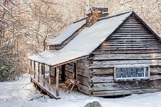 Featured Photo Noah Bud Ogle Cabin William Britten