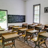 Cataloochee: Beech Grove School