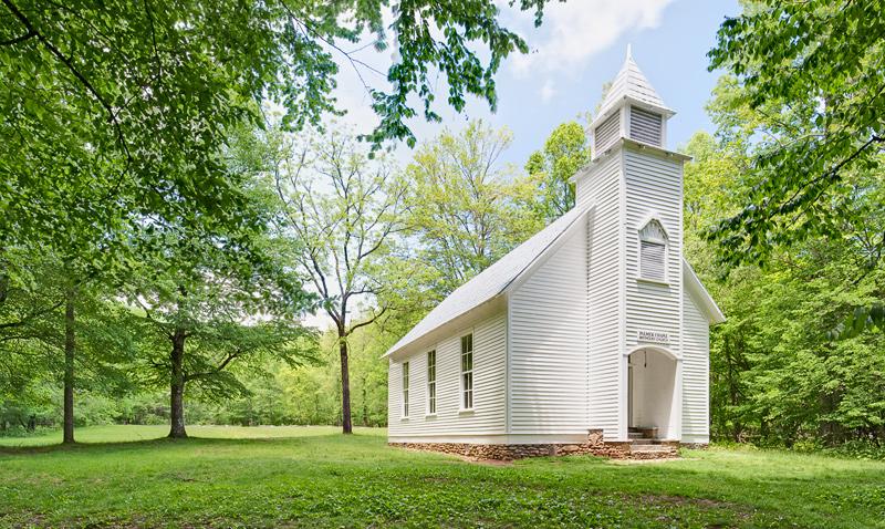 Cataloochee: Palmer Chapel