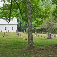 Cades Cove: Methodist Church
