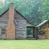 Cades Cove: Henry Whitehead Cabin