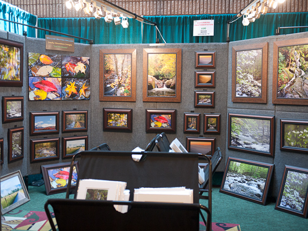 Artfair Time: Gatlinburg Craftsmen's Fair!