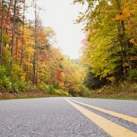 Miles Away on Monday: Autumn Drives