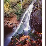 Wordless Wednesday: Spruce Flat Falls