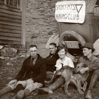 Smoky Mountains History: Hiking Club