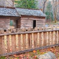 Along the Roaring Fork: Ephraim Bales Homestead