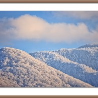 Wordless Wednesday: New Snow on the Mountains