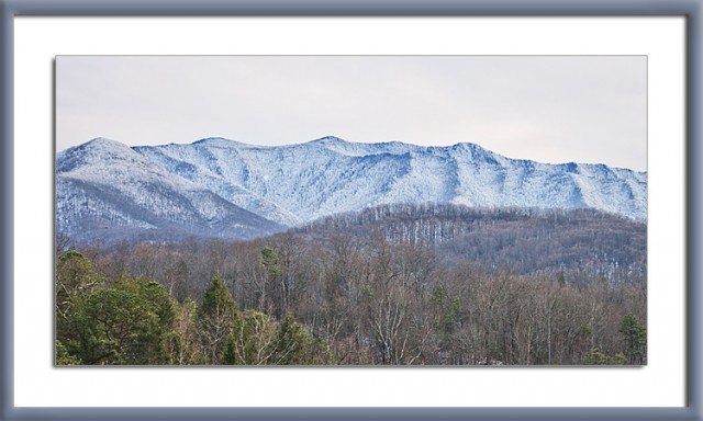 Cold Mt. LeConte © William Britten use with permission only