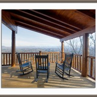 Wordless Wednesday: Rocking Chairs Enjoy the Off-season