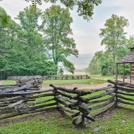 Smoky Mountains History: Fences