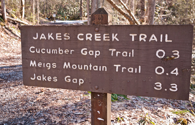 Jakes Creek Trail