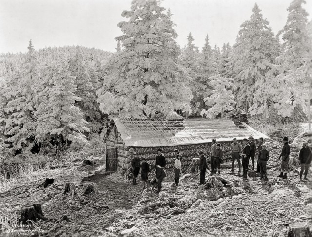 LeConte Lodge 1920s