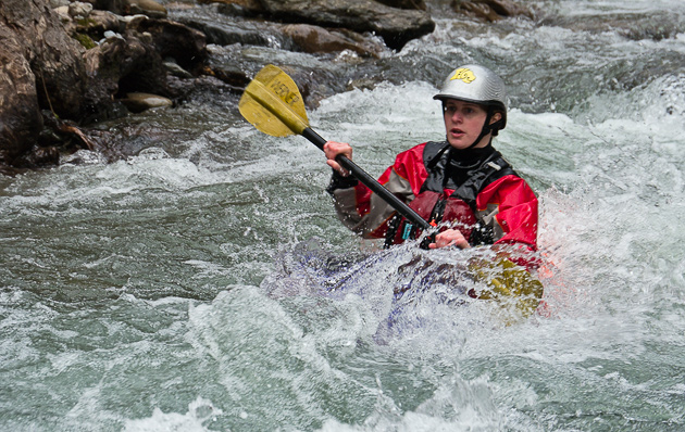 Smoky Mountains Kayaking