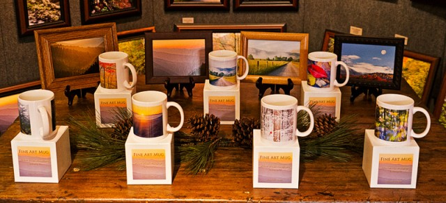 Fine Art Mugs in William Britten Gallery