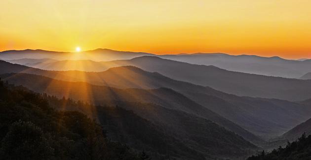 Smoky Mountains Majesty
