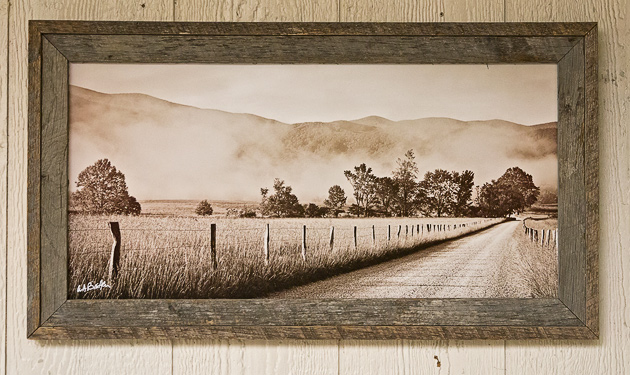 Smoky Mountains Photos: Hyatt Lane in Cades Cove