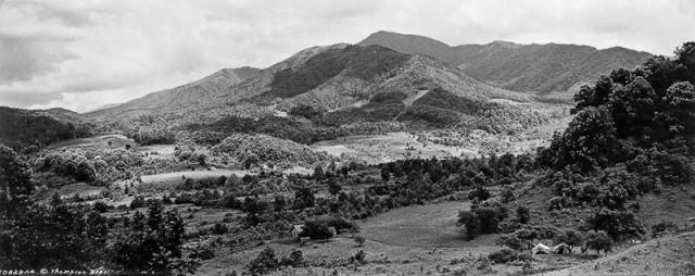 Sugarlands Panorama