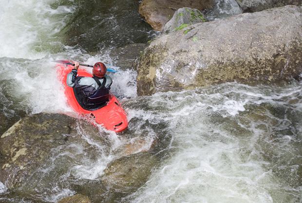 Those Crazy Kayakers