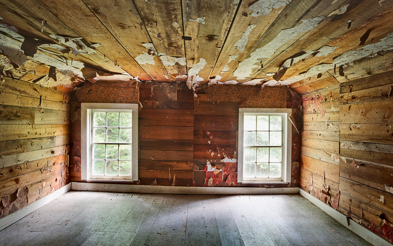 Cataloochee: Palmer House Continued