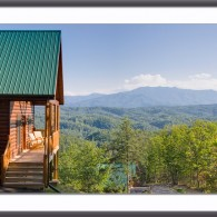 Miles Away on Monday: A Cabin with a View