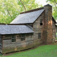 Cades Cove: the Tipton Place