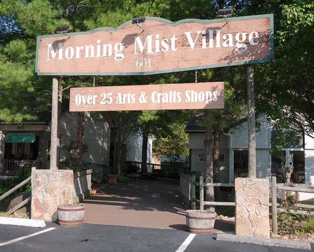 Morning Mist Village