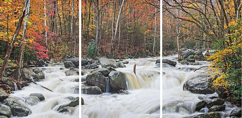Featured Photo: Greenbrier Autumn Watercolor