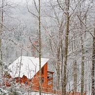 Dreaming of a White Smoky Mountain Christmas