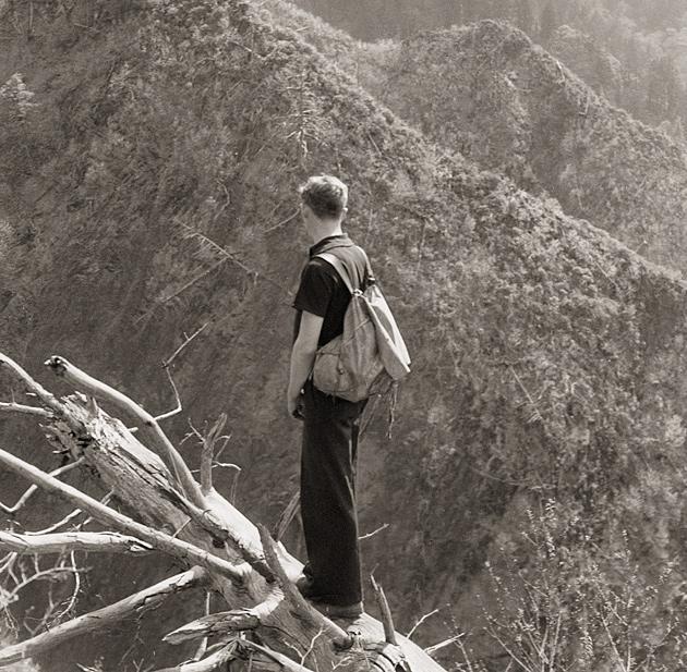 Smoky Mountains History: Harvey Broome