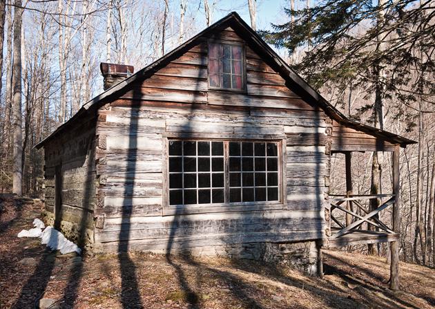 Favorite Trails: Mayna Avent Cabin