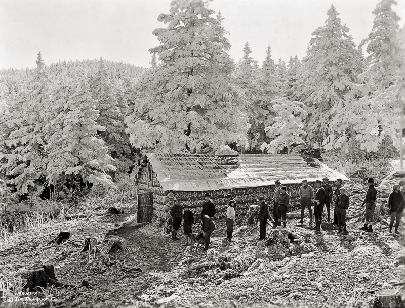 Smoky Mountains History: The House That Jack Built