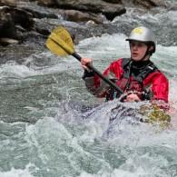 Miles Away on Monday: Spring Break Kayakers