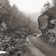 Little River Road: Then and Now