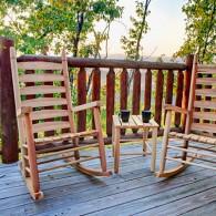 Miles Away on Monday: Rocking Chair Sunrise