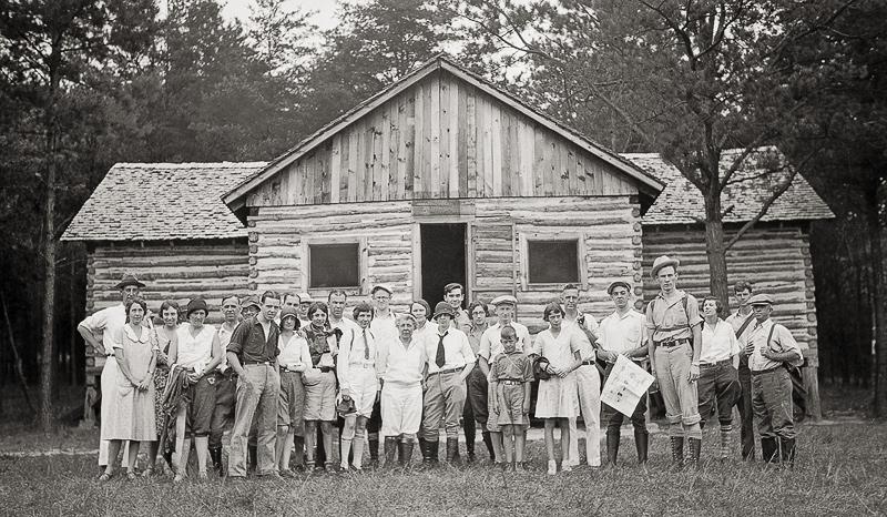 Smoky Mountains History: John Oliver Lodge and Abrams Falls