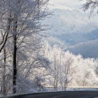 Short-lived winter snowstorm