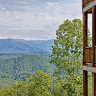 Wordless Wednesday: Cabin with a View