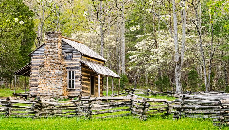 Featured Photo: John Oliver Homestead